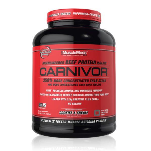 Musclemeds Carnivor 4 Lbs