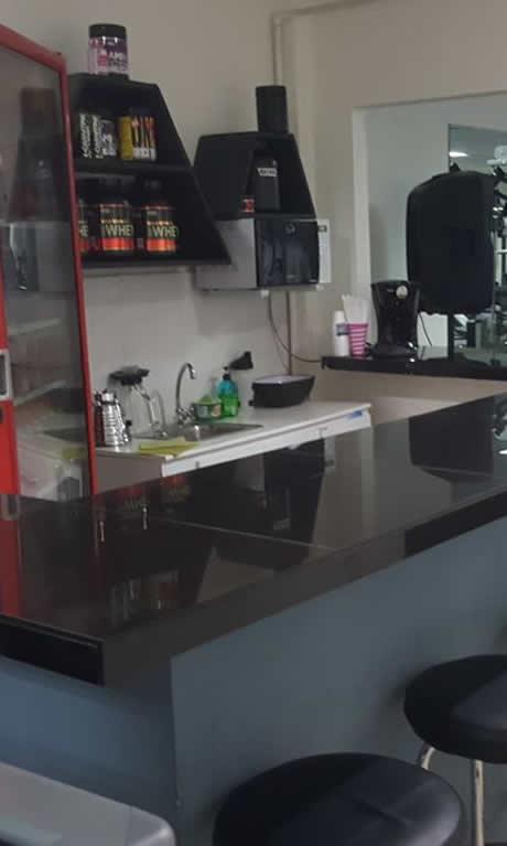 cafetería olympusfit507