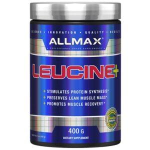 allmax leucine 400 grms