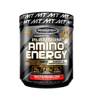 muscletech amino energy platinum