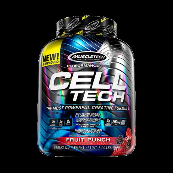 muscletech cell tech 6 lbs