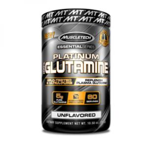 muscletech glutamine platinum
