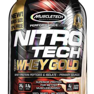 nitro tech whey gold 2.2 lbs