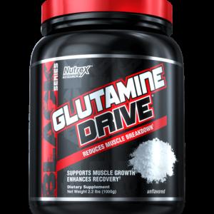 nutrex glutamine drive 1000