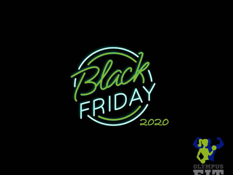 ¡El Black Friday llegó a OlympusFit507!